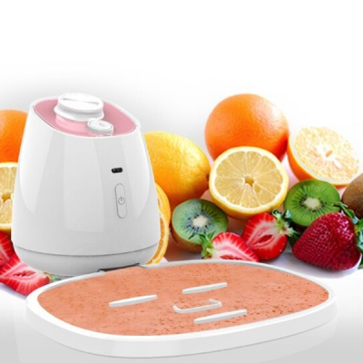 Homemade Facial Care Beauty Equipment Fruit Facial Mask DIY Fruit and Vegetables Mask Making Machine